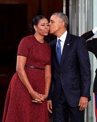 Michelle Obama Reveals What Saved Her Marriage to Barack Obama