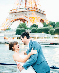 Go Inside Margo & Me's Jenny Bernheim's Dreamy Pre-Wedding Boat Ride
