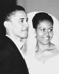 Michelle Obama's 25th Anniversary Tribute Is the Sweetest Thing You'll See Today