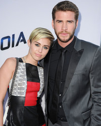 Miley Cyrus and Liam Hemsworth Aren't Planning Their Wedding Just Yet