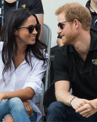"Prince Harry and Meghan Markle Have ""Spoken About Their Wedding Plans"""