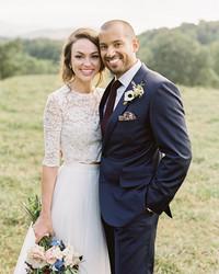 A Spiritual, Woodsy Wedding in Blairsville, Georgia