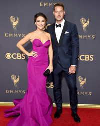 Justin Hartley and Chrishell Stause Are Married!