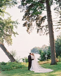 A Beautiful Backyard Wedding in Ontario