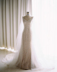 From Start to Finish: Here's How Wedding Dresses Are Made