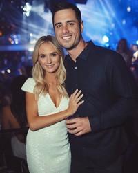 Ben Higgins and Lauren Bushnell Had a Joint Bachelor-Bachelorette Party