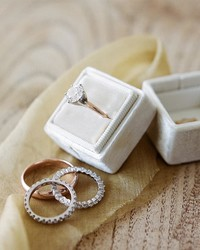 4 Ways You're Ruining Your Engagement Ring This Winter