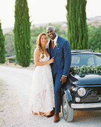 An Intimate Destination Wedding in Tuscany with Just 36 Guests