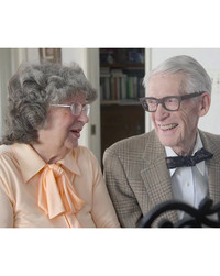 "Adorable Grandparents Re-create ""Up"" to Celebrate Their Anniversary—and It's So Cute We Can't Take It"