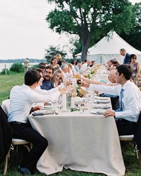 Can You Ever Invite Guests to Just Your Wedding Reception?