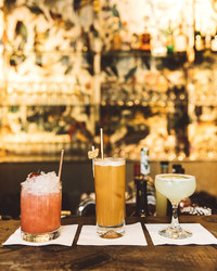 These Are the Cocktails a Mixologist Would Serve at His Own Wedding