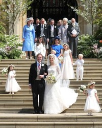 The Royal Family Just Released the First Photos From Lady Gabriella Windsor and Thomas Kingston's Wedding