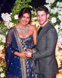 Priyanka Chopra and Nick Jonas Just Had a Second Wedding Reception