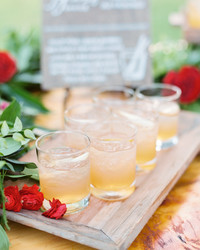 A Mixologist Shares Her Tips for Creating the Ultimate Signature Cocktail for Your Spring Wedding