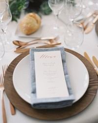 Be on the Lookout for These 6 Wedding Menu Red Flags
