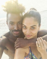 Victoria's Secret Model Shanina Shaik Is All About Pre-Wedding Health