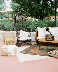 How to Create a Lounge Area at Your Reception
