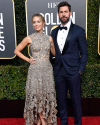 The Best Couples from the Golden Globes 2019 Red Carpet