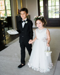5 Tips for Coaching Your Flower Girl or Ring Bearer Before They Walk Down the Aisle