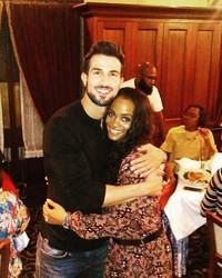 Bryan Abasolo Is Meeting More of Rachel Lindsay's Family