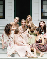 A Scavenger Hunt Bridal Shower En Plein Air