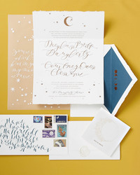 24 Celestial Wedding Ideas That'll Have You Starry-Eyed