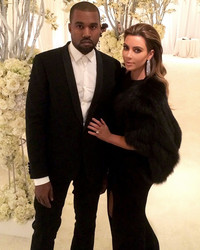 Kim Kardashian Reveals the Wedding Style Rules You Should Break