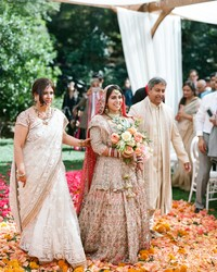 The Traditional Wedding Processional Order