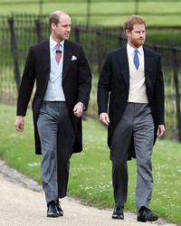 Prince Harry Has Reportedly Asked Prince William to Be His Best Man