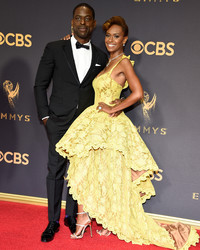 Sterling K. Brown and Ryan Michelle Bathe Shared Their Secret to a Happy Marriage