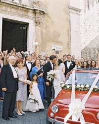 You Have to See This Classic Wedding in Italy