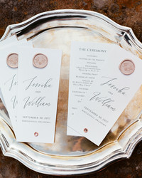 10 Things You Never Thought to Include in Your Ceremony Program