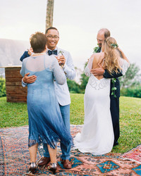 Brides and Grooms Share the Marriage Tenets They Learned from Their Parents