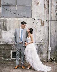 A New Orleans Wedding with a Pastel Color Palette