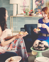 Host a Bridal Shower for Ladies Who Brunch