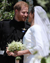 Prince Harry Chose Meghan Markle's Wedding Bouquet as an Ode to Princess Diana