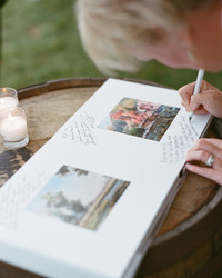 How to Get Wedding Guests to Sign Your Guest Book