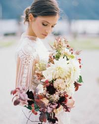 Our Favorite Fragrances for Winter Brides