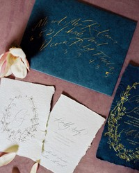 29 Ideas for Unique Wedding Invitations