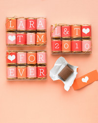 DIY Wedding Favors to Craft for Valentine's Day or Any Romantic Day