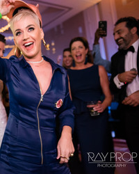 Katy Perry Just Crashed a Wedding