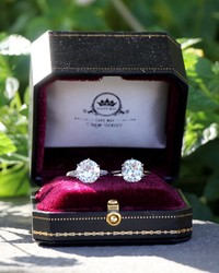 Everything There Is to Know About Old Mine and Old European Cut Engagement Rings