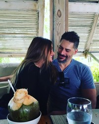 "Sofia Vergara Initially Thought Joe Manganiello Was ""Too Hot"" to Date"