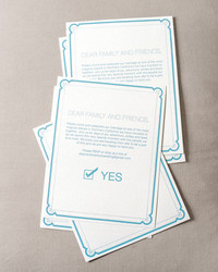 Easy Ways to Communicate Important Info to Wedding Guests