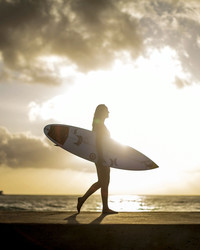 Pro Surfer Carissa Moore Weighs In on Hawaiian Wedding Traditions