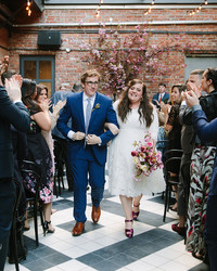 "Aidy Bryant of ""SNL"" Is Married!"