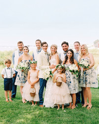 The Best-Dressed Flower Girls From Real Weddings