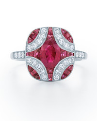 34 Royal Ruby Engagement Rings