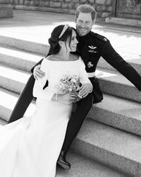 Prince Harry and Meghan Markle's Photographer Had Just Three Minutes to Take Their Iconic Wedding Portrait