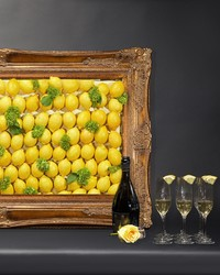 DIY Citrus Centerpieces That Add a Pop of Color to Your Tablescape